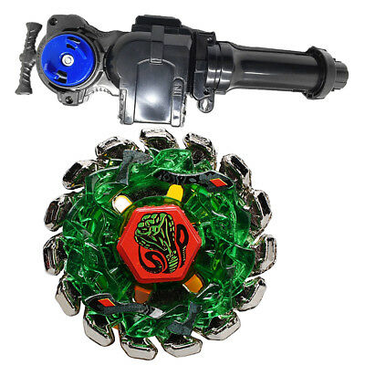 SW145SD Metal Masters 4D Beyblade BB-69 BeyLauncher L-R Double String Power