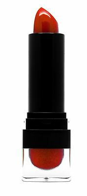 W7 Ebony Silky Smooth Lipstick Complements the Ebony Skin Tone - Ravishing Red