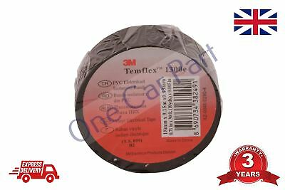 3M Temflex Isolation Insulating Tape 10m x 15mm Quality Electrica Tape
