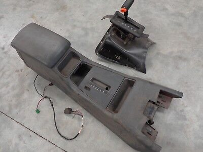 Ford Falcon T Bar Console For Xd Xe Xf Xg Xh Zj Zk Fairlane