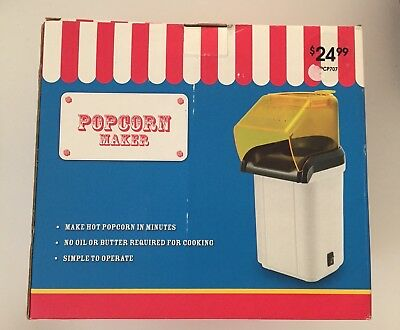 Brand New Popcorn Maker Machine