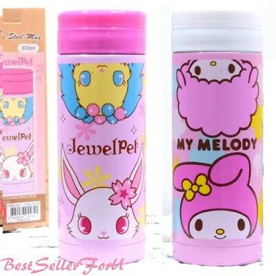 Sanrio Stainless Steel Insulated Vacuum Water Bottle Thermos Flask Travel Mug
