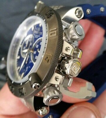 Swiss Made Invicta Reserve Bolt Zeus Sea Hunter Subaqua Noma Iii Iv Pro Diver V
