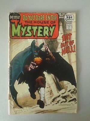 House of Mystery 195