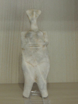 Antique Giant Stone Figure statuette,Fertility ,mother godess,Idol,god,Alien
