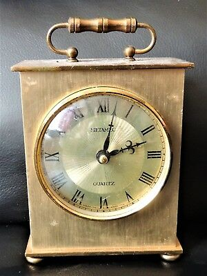 Old Metamex quartz Carriage Clock