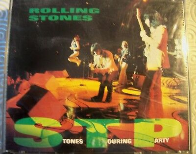 "Rolling Stones ""Stones Touring Party"" Double Cd Dallas Rehearsals 1972 Scorpio"