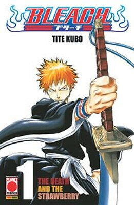 Planet Manga - Bleach 1 - Ristampa - Nuovo !!!