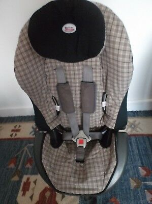 Britax Car Seat 15 18Kg E11 Not Involved In Accident Used Good Clean Condition