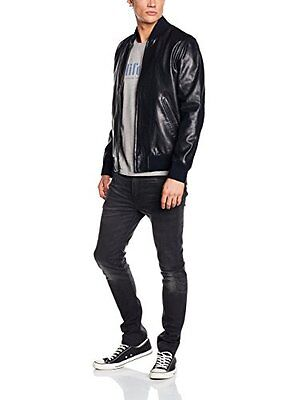 Levis mens leather jacket new with defect --- Bargain!!!!