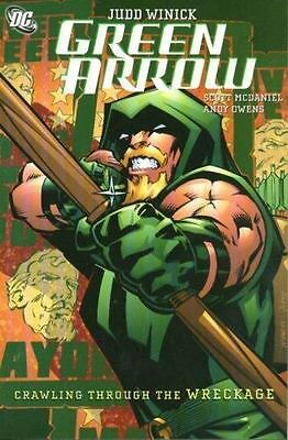 Green arrow vol 7 the new 52 by andrew kreisberg 2015 paperback green arrow crawling through the wreckage green arrow vol 8 fandeluxe Images
