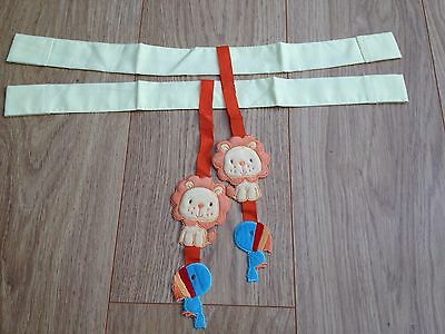 Mothercare Jungle Jump Pair Of Hold backs New