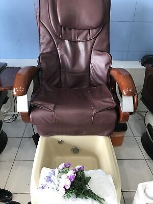 pedicure spa chair For Sale.