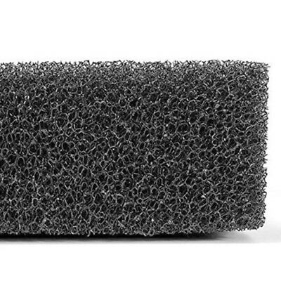 Black Foam Pond Fish Tank Aquarium Sponge Biochemical Filter Filtration Pad US
