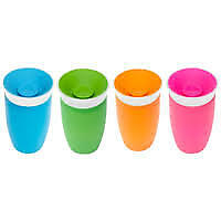 Munchkin Miracle 360 Sippy Cup, 1 Cup, Assorted Colors, Color may not be as