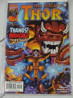 The Mighty Thor #21 (2000, Marvel) Bagged and Boarded - C2797
