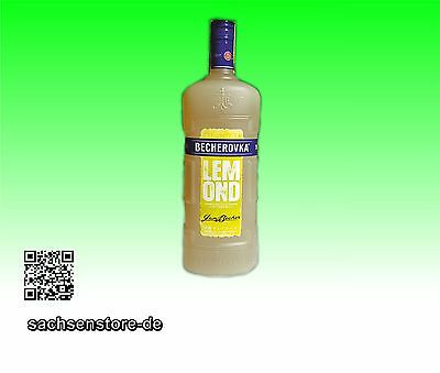 Becherovka Lemond Karlsbader Becherbitter--- 1 Flasche 1,0 Liter, 20% Vol.
