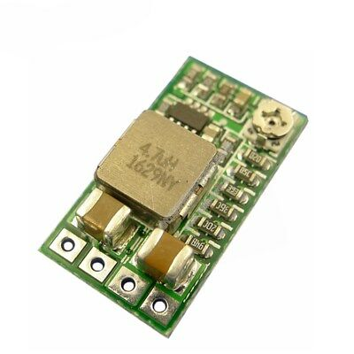 3A DC-DC Buck Step-down Adjustable Converter Module 5-24V to 1.8V 3.3V 5V 9V 12V