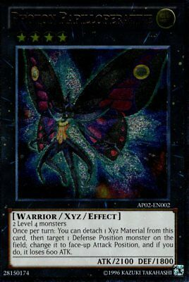 Photonenfalter-Agent - AP02-EN002 Astral Pack (AP) - Ultimate Rare EN NM
