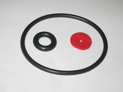 Singer & Other Domestic Sewing Machine Motor Stretch Belt, Felt & Rubber Ring