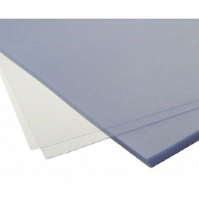 A3 PVC 240 / 250 mic Document Binding Covers / Clear Acetate Sheets