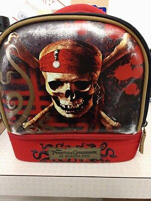 Lunch box - kids - Pirates of the Caribbean