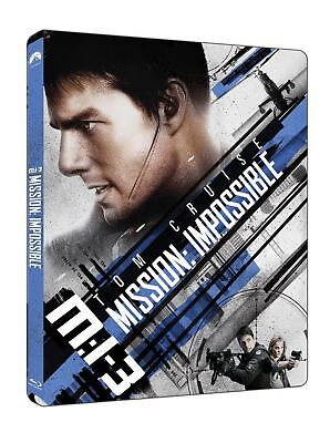Mission Impossible 3 (Limited Edition Steelbook - 4K Ultra HD and Blu-Ray) [UHD]