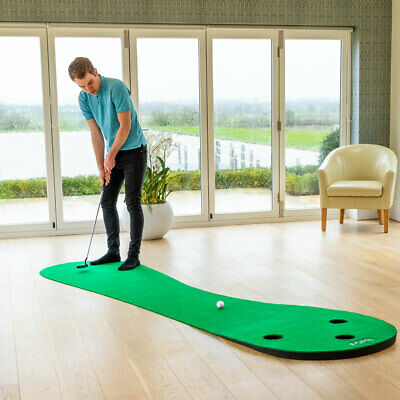 Golf Putting Mat | FORB Home Putting Mat | Golf Putting Green Practice Mat