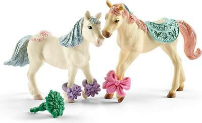 Schleich Star Companion with Feed