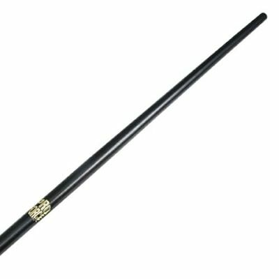 """BLACK Proforce Competition Bo Staff Martial Arts Weapon Lightweight Karate 60"""""""