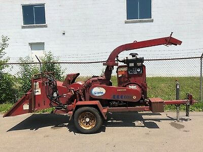 2004 Morbark 2070XL Brush Chipper