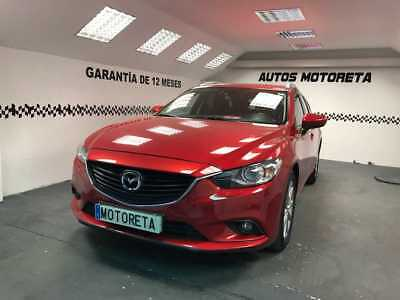 Mazda 6 Wagon 2.2 DE 150 STYLE+PACK SAFETY