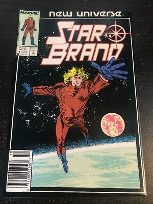 Star Brand#1 Incredible Condition 9.0(1986) 1st Star Brand App, Romita.jr Art!!