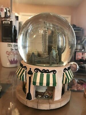 Lord And Taylor Snow Globe
