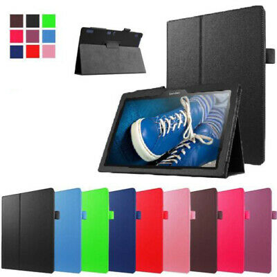 """For Lenovo TAB 10 10"""" TB-X103F Tablet 2016 Folio Magnetic PU Leather Case Cover"""