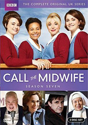 Call The Midwife Series Complete Seventh Season 7 7th Seven DVD Fast Free Ship!