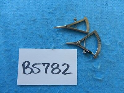 Storz Surgical Calipers Lot Of 2