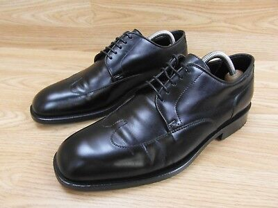9a0f7373648 Mens Hugo Boss Black Leather Formal Shoes Size 7.5 UK 42.5 EUR Made in  Italy - rpfin.org