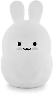 LumiPets Baby Night Light Nursery Lamp - Cute Portable LED Soft Touch Safe For