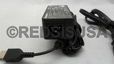 Lenovo 45W 3-Pin CMN Modified AC Adapter For ThinkPad 00HM624 00HM615 45N0490