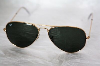 f120c2ac0a8 S I AUTHENTIC Tiffany   Co. Aviator Sunglasses gold and brown with ...