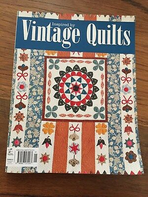 Vintage Quilts - Quilting book