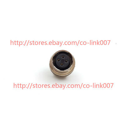 4pin Power Connector HR10A-7P-4S, 4pin Industrial Camera Connector for Hirose