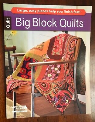 Big Block Quilts - Quilting book