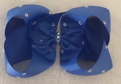 Extra Large JoJo Style Hair Bow Bling Various Colors With Free Shipping