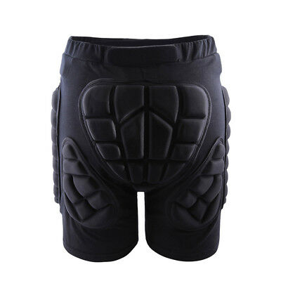 Off-road Enduro Motorcycle Motocross Pants Hip Armor Shorts Bum Padded Protector