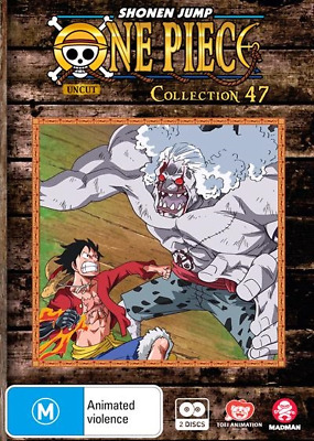 One Piece - Uncut - Collection 47 - Eps 564-574 (DVD) (Region 4) New Release