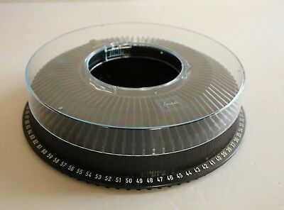Kodak Carousel Slide Circular Tray Holds 80 Slides New