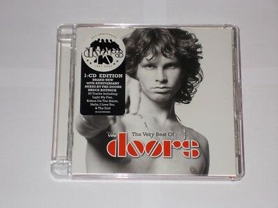 The Very Best Of The Doors. 1 CD 40th Anniversary Edition. Rhino/Elektra 2007.