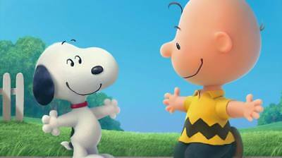 """14305 Hot Movie TV Shows - The Peanuts Movie 2015 13 24""""x14"""" Poster"""